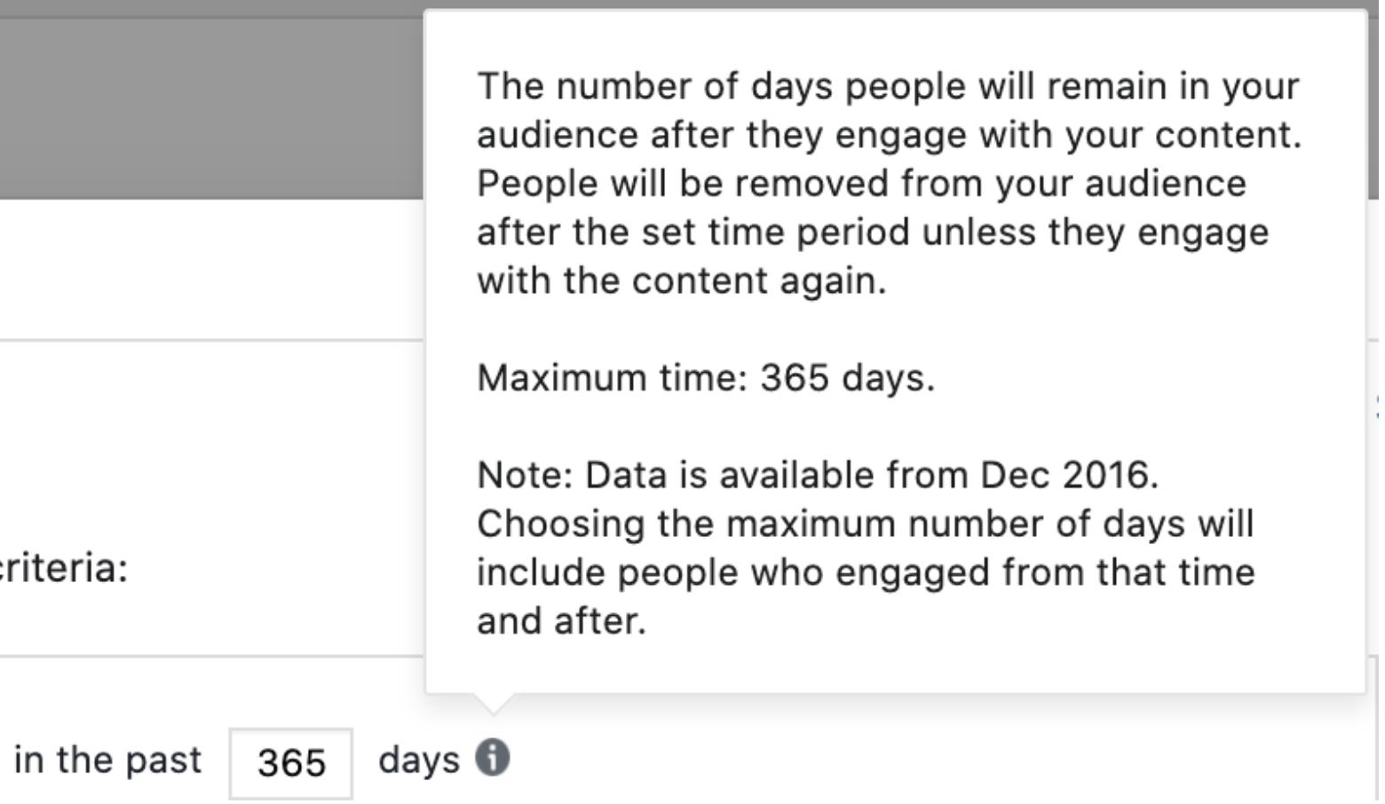 cách tạo audience instagram
