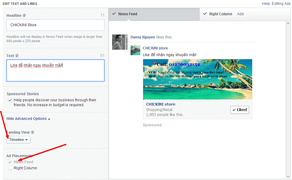Kinh doanh với Facebook P3: Tạo và tối ưu hóa Facebook Ads - image Advertise-on-Facebook-3 on http://atpsoftware.vn