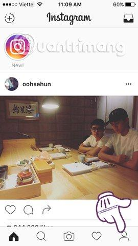 Cách kể chuyện bằng tính năng Stories trên Instagram - image Instagram-Stories-Profile on http://atpsoftware.vn