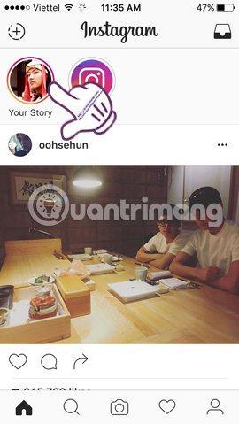 Cách kể chuyện bằng tính năng Stories trên Instagram - image Instagram-Stories-Your-Stories on http://atpsoftware.vn