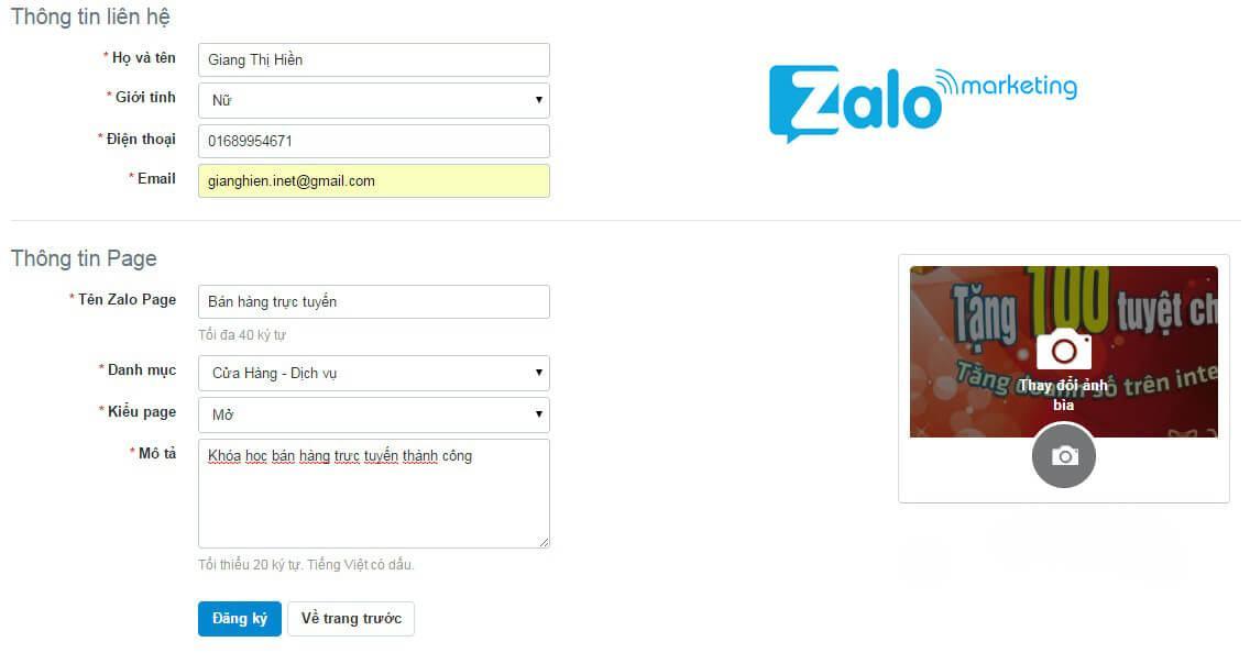 Bán hàng trên Zalo! Tại sao không? - image ban-hang-tren-zalo on http://atpsoftware.vn