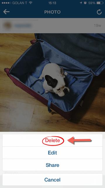 Tài khoản Instagram bị hack, đây là tất cả những gì bạn cần làm - image deleter on http://atpsoftware.vn