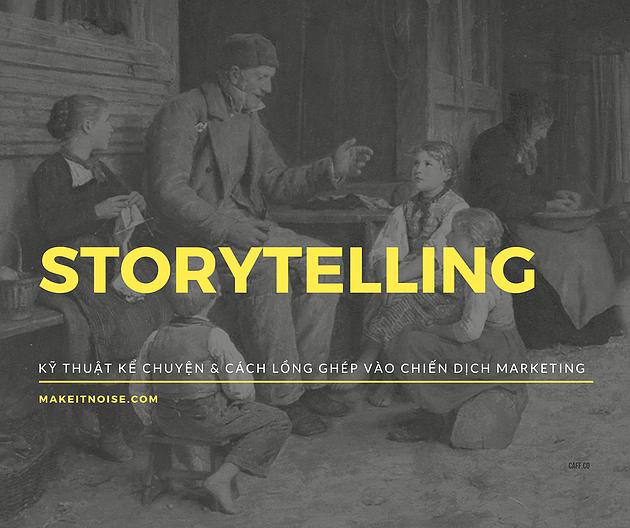 Storytelling - Vũ khí của Marketing - image ATP-Storytelling on https://atpsoftware.vn