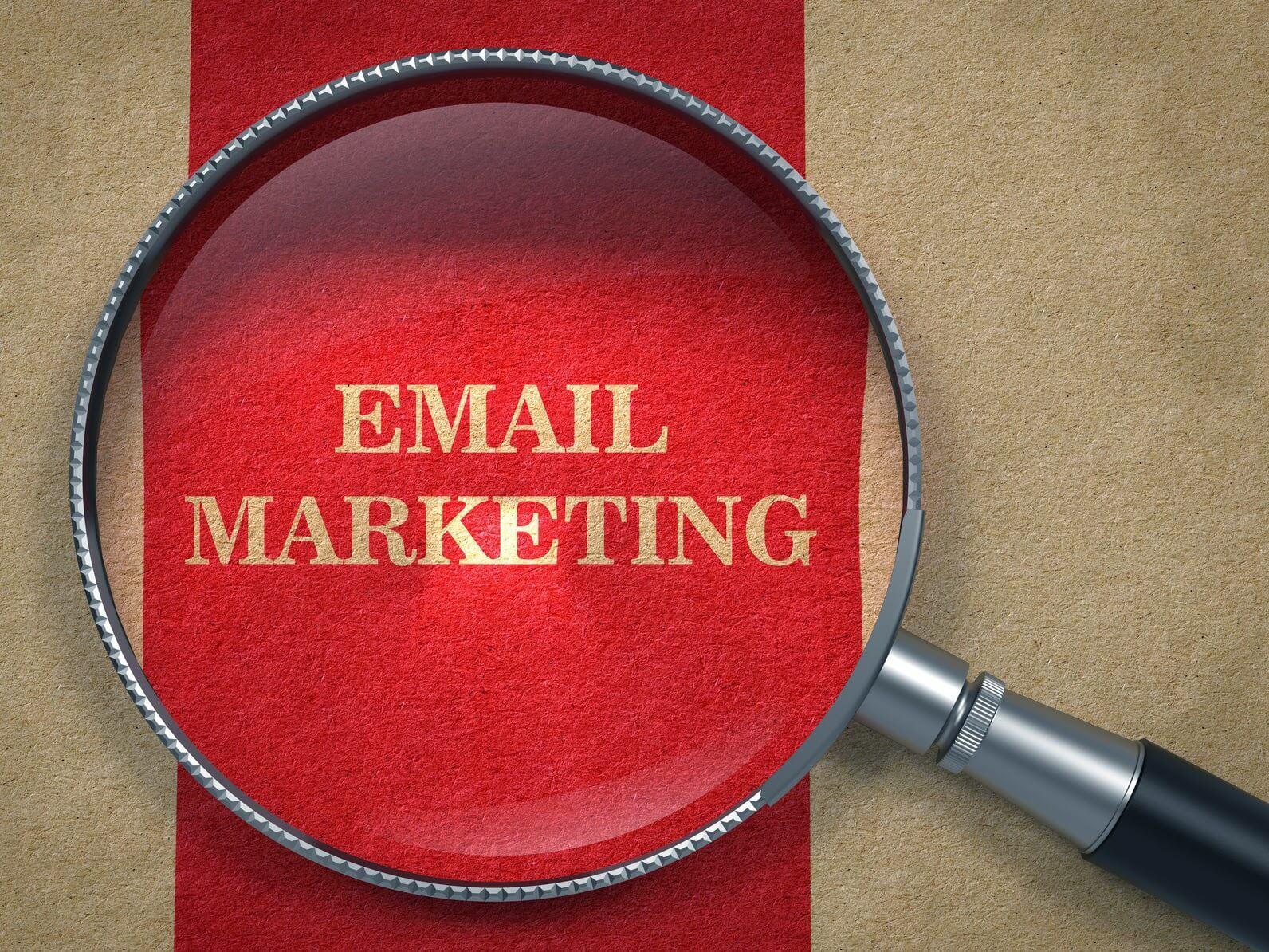 Email khách hàng tiềm năng