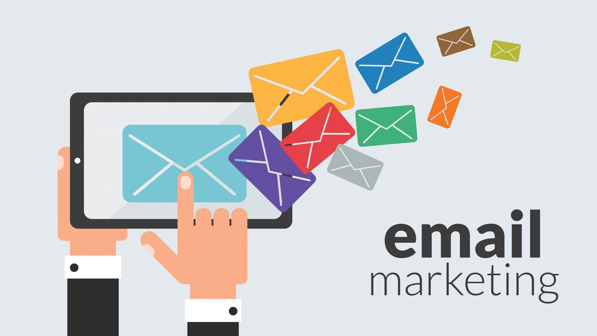 Doanh nghiệp làm Marketing online