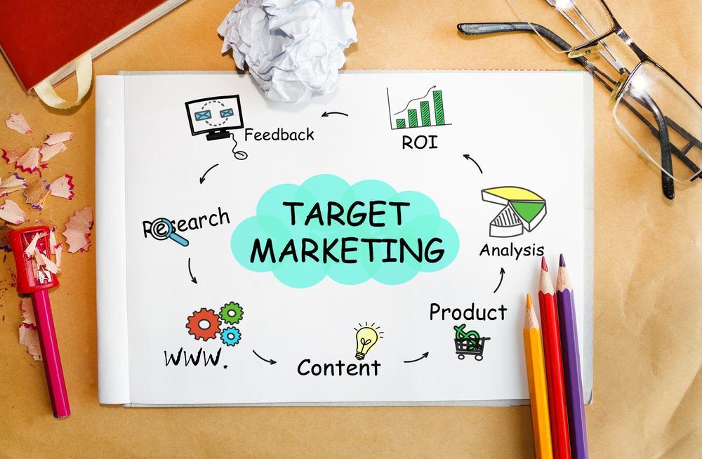marketing target - 5 nguyên tắc hoạt động marketing đối với Thương Mại Điện Tử