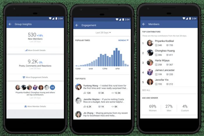 facebook group insights - 5 cập nhật mới nhất cho Group Facebook