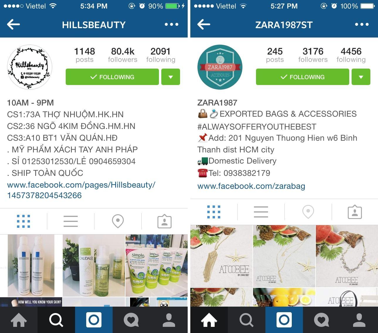 tăng follower trên instagram