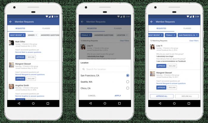 loc thanh vien nhom - 5 cập nhật mới nhất cho Group Facebook