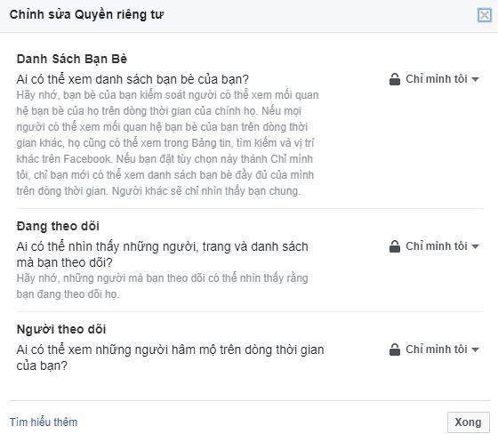 Bảo Mật Tài Khoản Facebook
