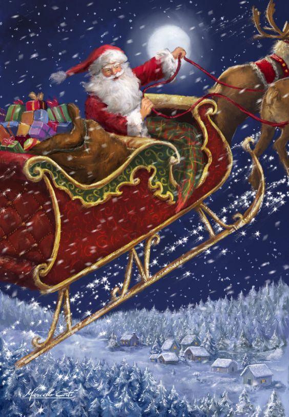 ong gia noel - Kinh doanh gì lãi khủng mùa Noel ?