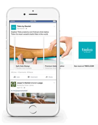 quang cao fb slider - Bạn thắc mắc quảng cáo Facebook là gì? Quảng cáo Facebook có mấy dạng và cấu trúc của nó ra sao? Cùng nhau tìm hiểu bạn nhé