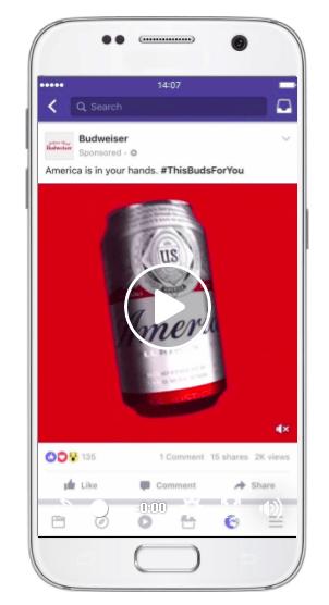 quang cao fb video - Bạn thắc mắc quảng cáo Facebook là gì? Quảng cáo Facebook có mấy dạng và cấu trúc của nó ra sao? Cùng nhau tìm hiểu bạn nhé