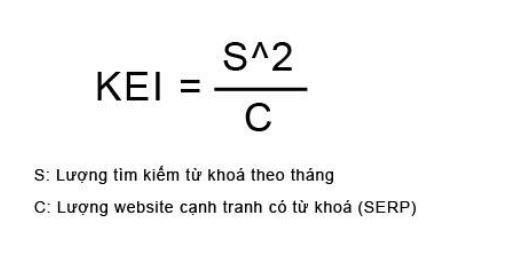 tu khoa seo 2 - Cách bước xác định độ khó của từ khóa trong SEO