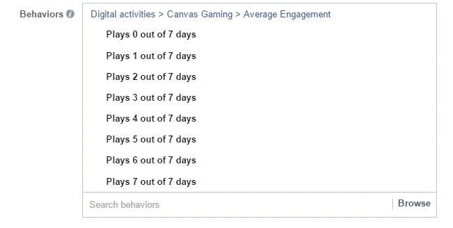 ads16 - Những tiêu chí có thể target trong Quảng cáo Facebook Ads
