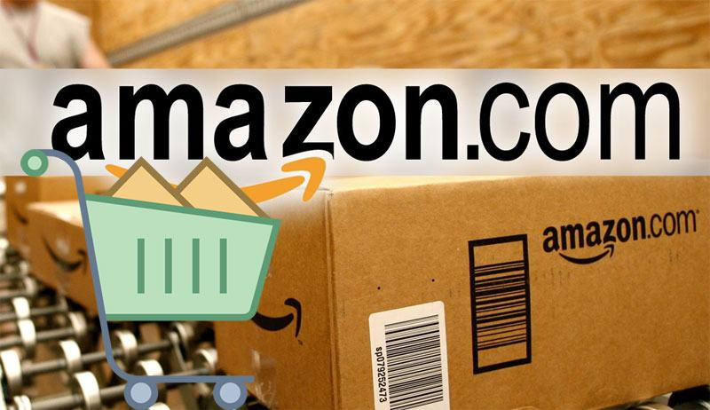 mua hàng trên Amazon