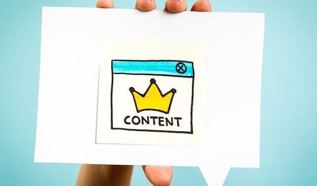 content is king 640x375 - Hướng dẫn tạo một chiến dịch quảng cáo Facebook hiệu quả đơn giản dễ hiểu nhất