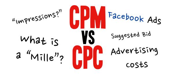 cpm - Bản chất của Facebook Marketing & Facebook Ads (Phần 1 )