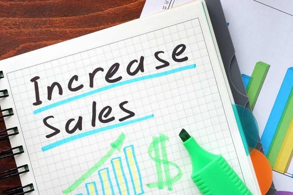 5 way increase sales - Lời khuyên của chuyên gia khi khởi nghiệp kinh doanh online