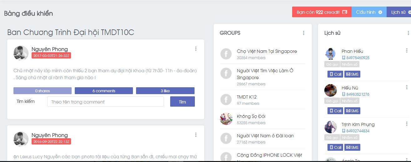 fan 7 - Hướng dẫn sử dụng Simple Fanpage - Giải pháp tra cứu SDT khách hàng trên Facebook