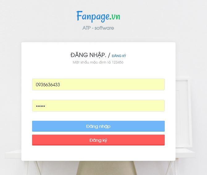 fan - Hướng dẫn sử dụng Simple Fanpage - Giải pháp tra cứu SDT khách hàng trên Facebook