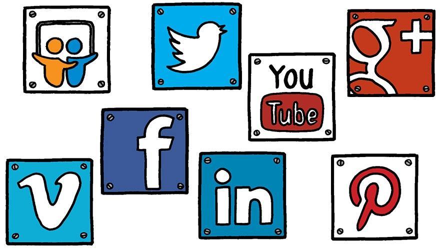 social mang xa hoi - Khởi nghiệp kinh doanh online cần chuẩn bị những gì?
