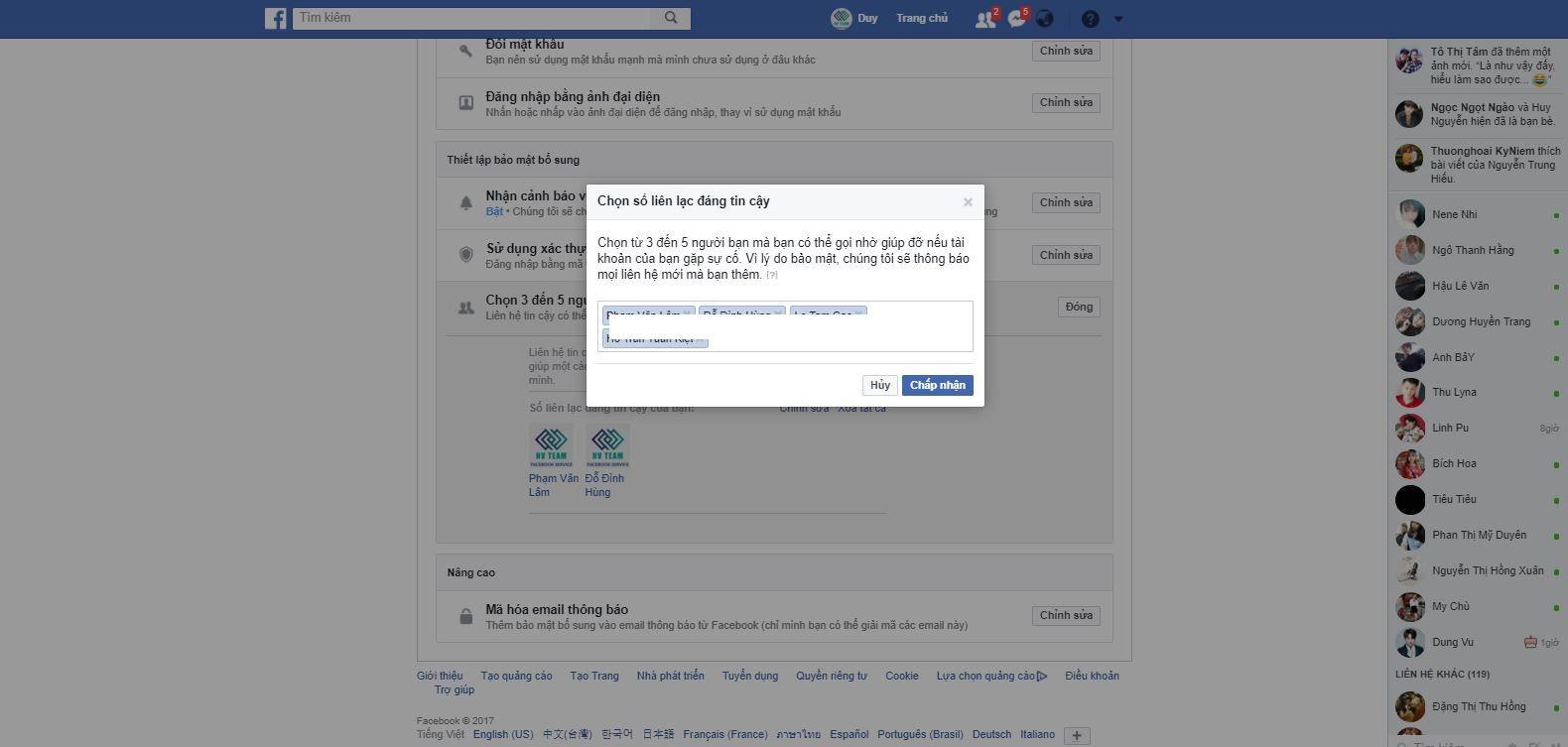 Hỗ trợ lấy lại mật khẩu Facebook nhờ bạn bè tin cậy - image 3 on https://atpsoftware.vn
