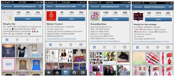 2013 12 04 InstagramOnlineShopsinthePhilippines thumb - Instagram update tính năng mới cực bá. Hướng kinh doanh đầy tiềm năng