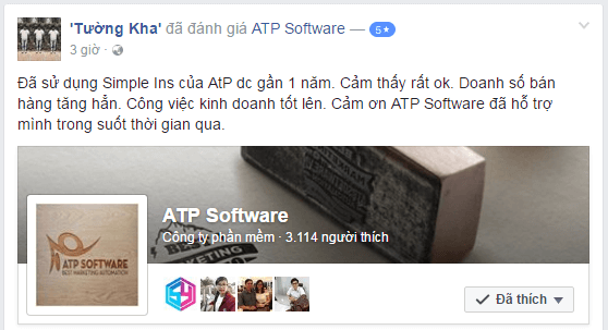 25 - Simple Facebook