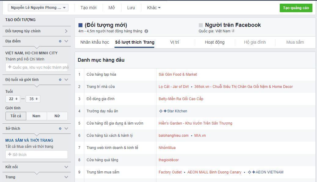 Tổng hợp 4 cách phân tích Page đối thủ để chạy quảng cáo Facebook hiệu quả hơn - image 7 on https://atpsoftware.vn