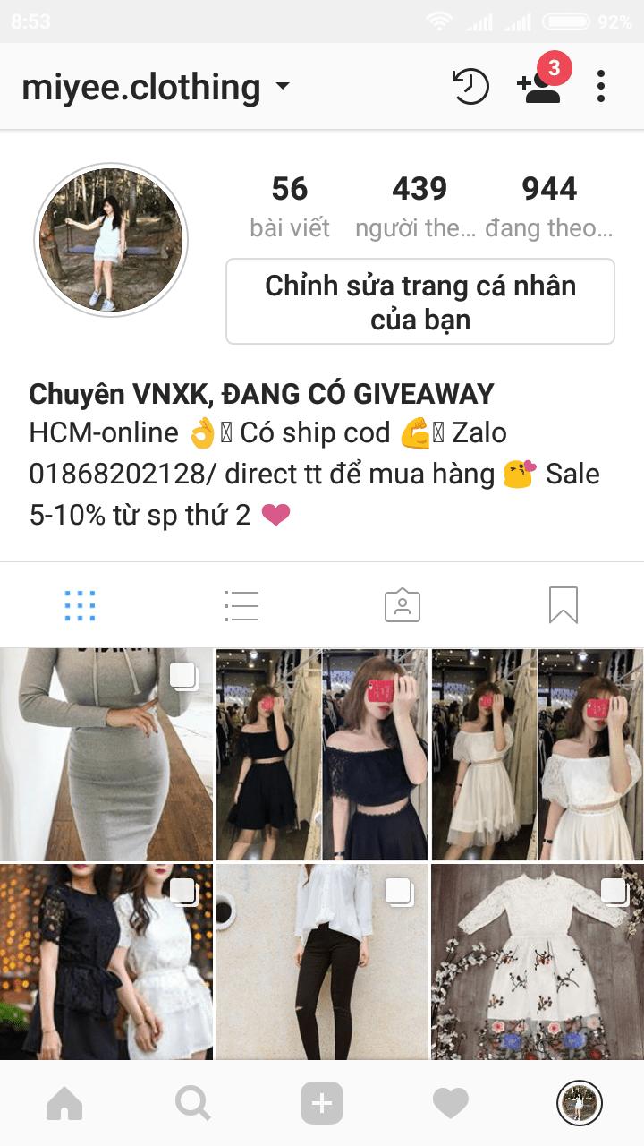 8261a133e64809165059 - Case study tăng 500 follower chỉ sau 3 ngày bán hàng trên Instagram