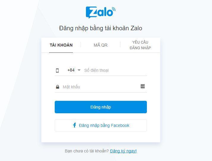 Đăng nhập nhiều tài khoản Zalo trên máy tính