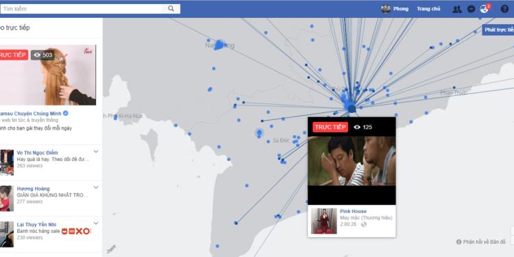 ban do livestream facebook 750x375 - 7 cách tăng tương tác 100% hiệu quả trên Facebook