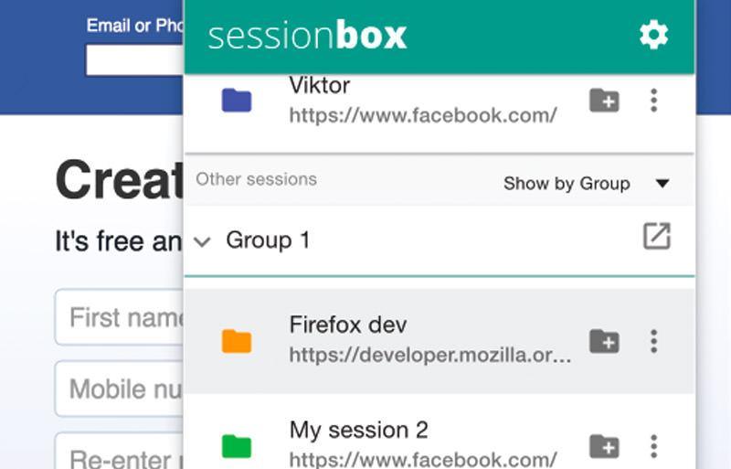 manage multiple account sessionbox twitter - Hướng dẫn đăng nhập nhiều tài khoản Facebook, Zalo, Instagram, Twitter...không giới hạn trên máy tính