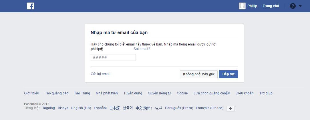 2 - Hướng dẫn tạo tài khoản facebook tránh checkpoint hình ảnh
