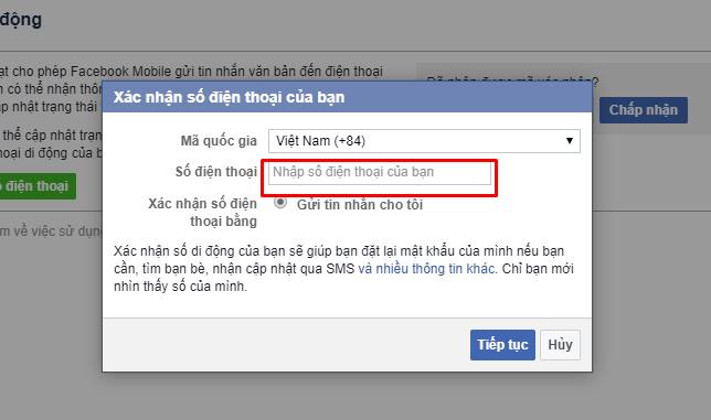 31 - Hướng dẫn bật xác minh 2 bước trên facebook cá nhân