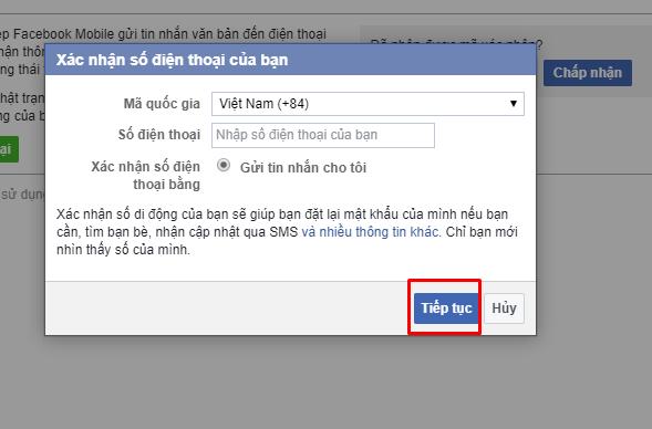 32 - Hướng dẫn bật xác minh 2 bước trên facebook cá nhân