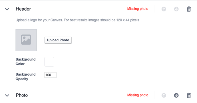 tao facebook canvas 9 - Hướng dẫn tạo post quảng cáo Facebook Canvas