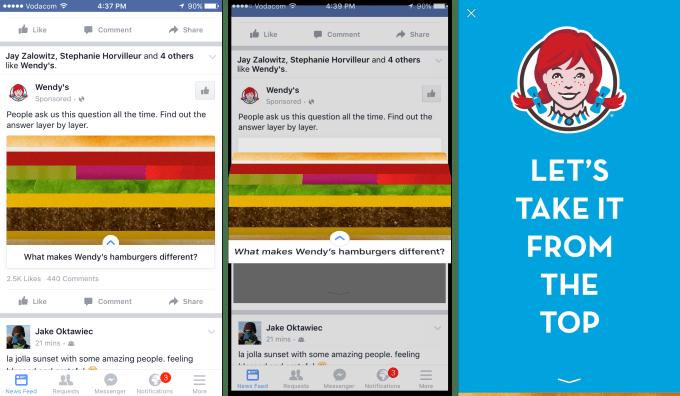 tao facebook canvas - Hướng dẫn tạo post quảng cáo Facebook Canvas