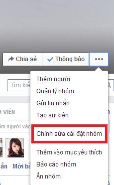 huong dan cach doi ten nhom tren facebook 1 229 - Hướng dẫn cách thay đổi tên nhóm Facebook bạn quản trị