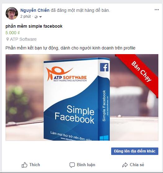 Hướng dẫn đăng bài bán hàng trên facebook mới nhất 2018 - image r-2 on https://atpsoftware.vn