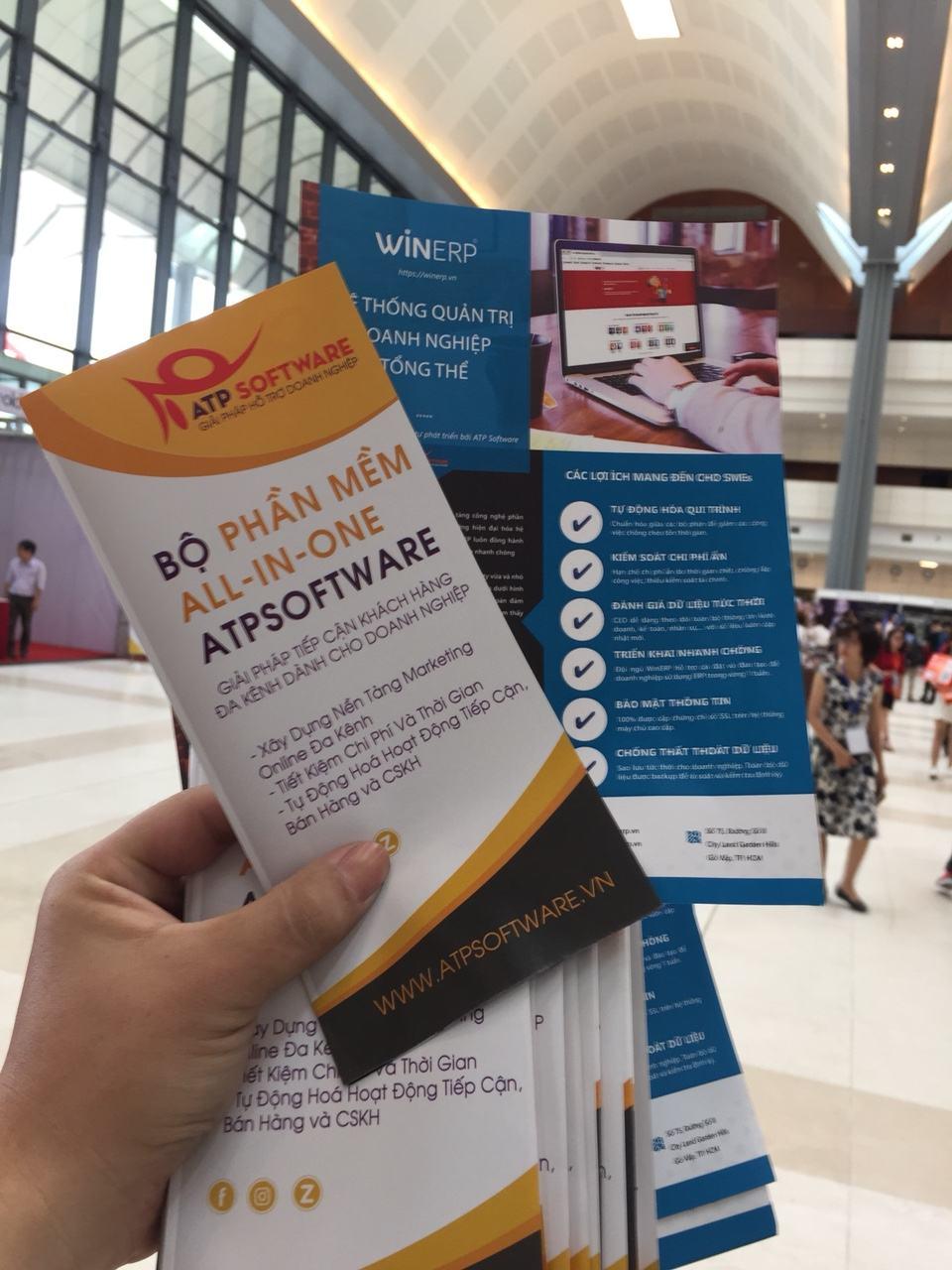 atp dn 4 - Đến ngay gian hàng của ATP Software tại Sự kiện Marketing lớn nhất châu Á tại Hà Nội để nhận nhiều ưu đãi