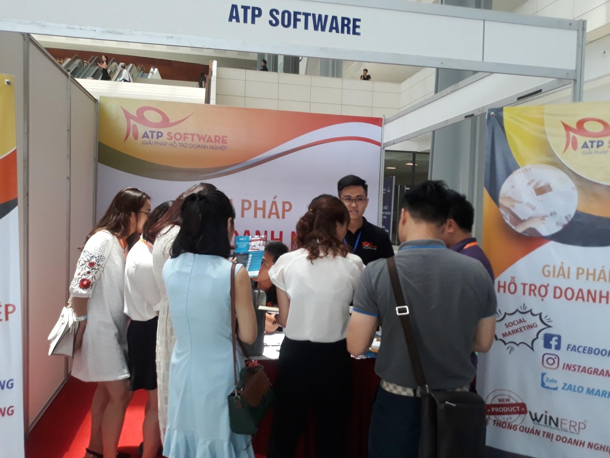 atp dn 5 - Đến ngay gian hàng của ATP Software tại Sự kiện Marketing lớn nhất châu Á tại Hà Nội để nhận nhiều ưu đãi