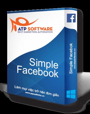 box simple fb 1 - Phần mềm Auto kết bạn trên Facebook