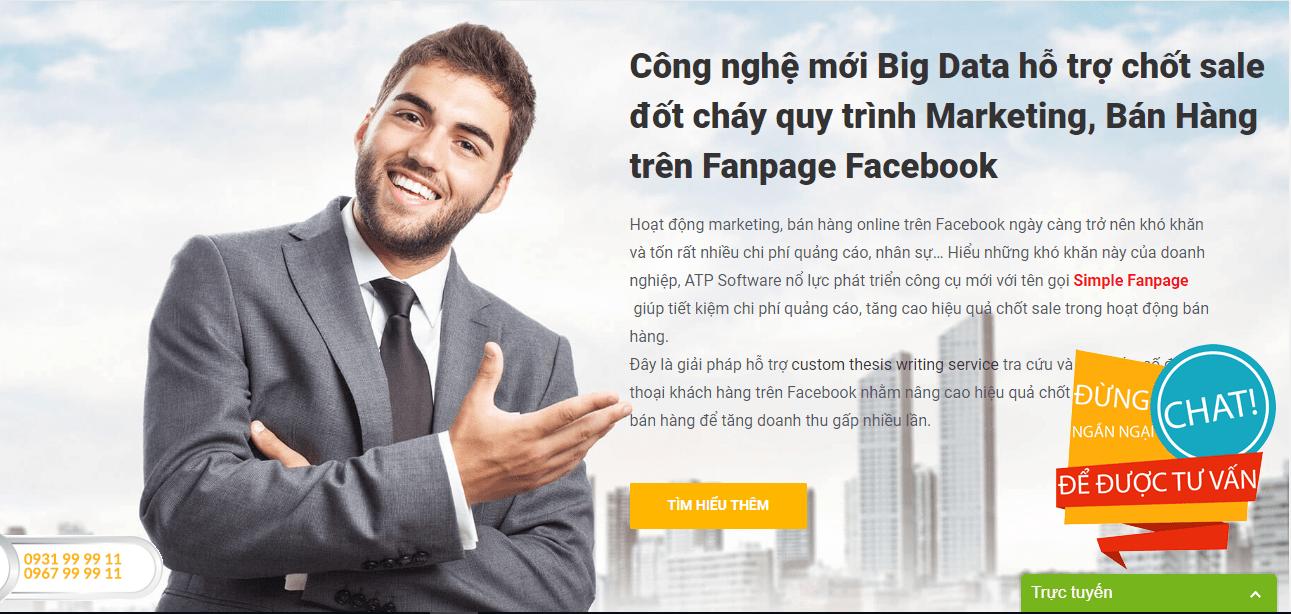 Untitled 1 - Simple Fanpage: Phần mềm tra cứu data SĐT khách hàng trên Facebook