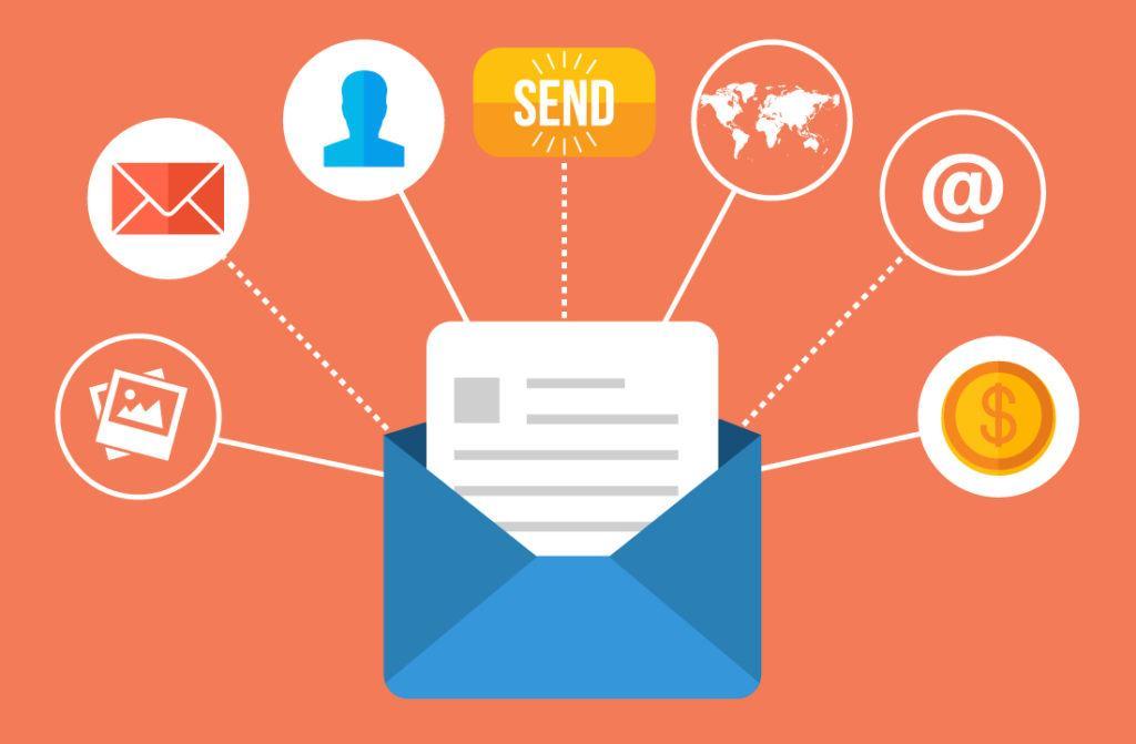 email marketing2 - Sales & Branding thời không Facebook - Google