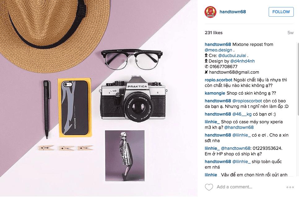 210718 5 kinh nghiem kinh doanh hieu qua tren instagram1 - Hướng Dẫn Kinh Doanh Trên Instagram: Phần 2 - 5 Kinh Nghiệm Kinh Doanh Hiệu Quả Trên Instagram