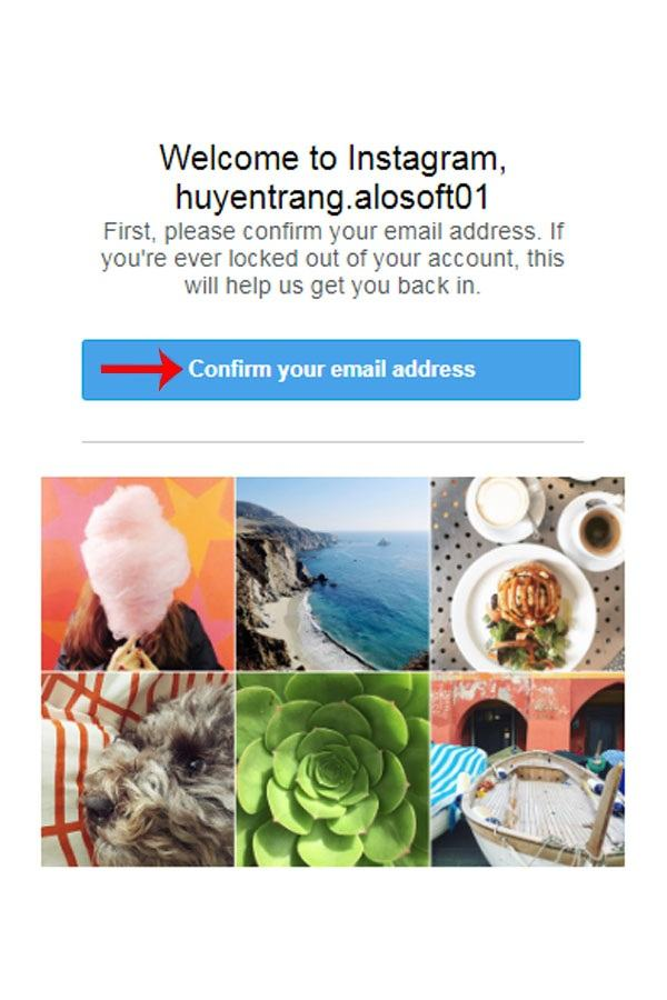 210718 alosoft fhuong dan kinh doanh tren instagram hieu qua 2 - Hướng dẫn kinh doanh trên Instagram: Phần 3 – Cách tạo tài khoản Instagram trên máy tính