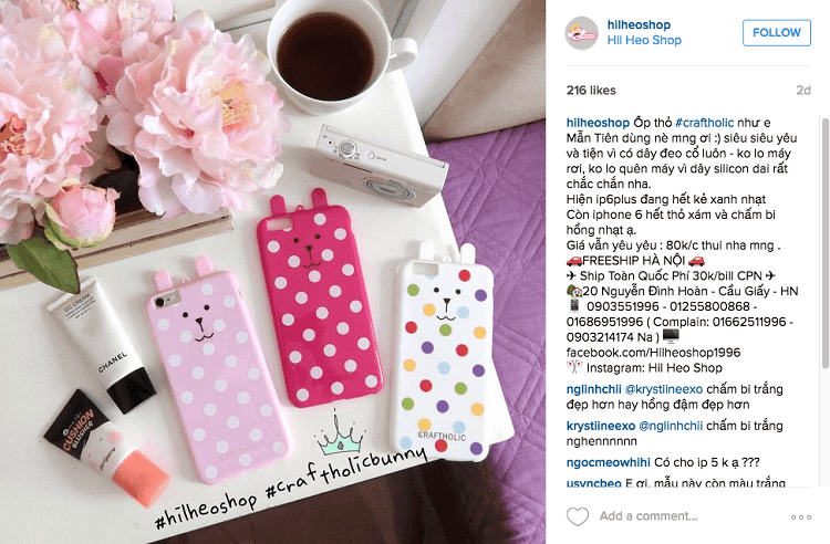 210718 alosoft fhuong dan kinh doanh tren instagram hieu qua3 - Hướng Dẫn Kinh Doanh Trên Instagram: Phần 2 - 5 Kinh Nghiệm Kinh Doanh Hiệu Quả Trên Instagram