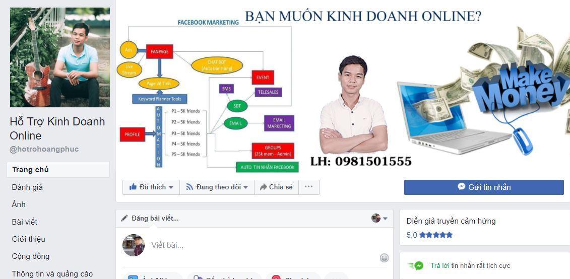 page kiem tien online cua aff - Hướng dẫn Affiliate ATP Software kiếm tiền online trên Fanpage Facebook
